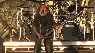 Slayer - Live @ Download festival, Paris 2017