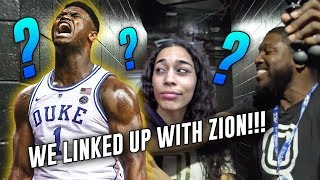 We're Trying To Find ZION WILLIAMSON! We Will Do WHATEVER IT TAKES 😱