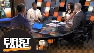 Stephon Marbury cautions Dwyane Wade against playing in China | First Take | ESPN