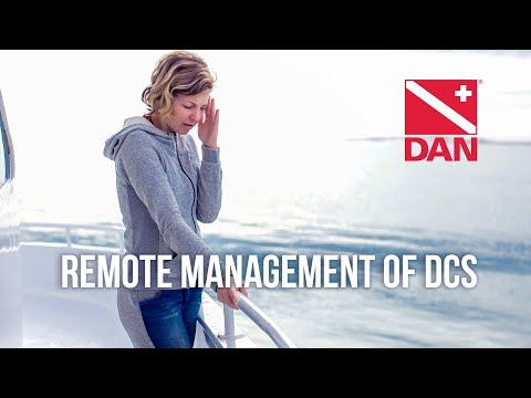 Remote Management of DCS
