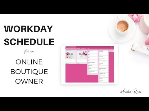 How to Plan Your Online Boutique Launch | #OnlineBoutiqueBoss Series