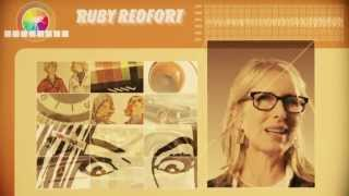 Lauren Child - On Ruby Redfort