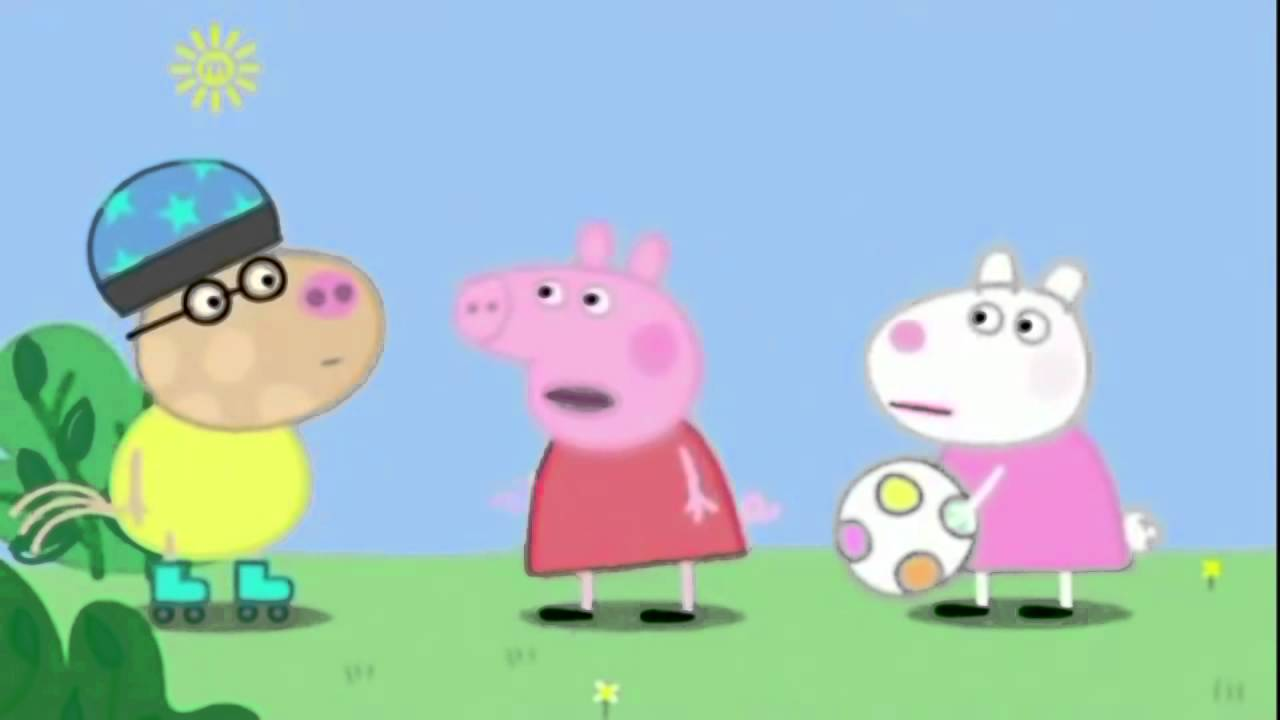 Peppa Pig Has A Sparta Remix Extended