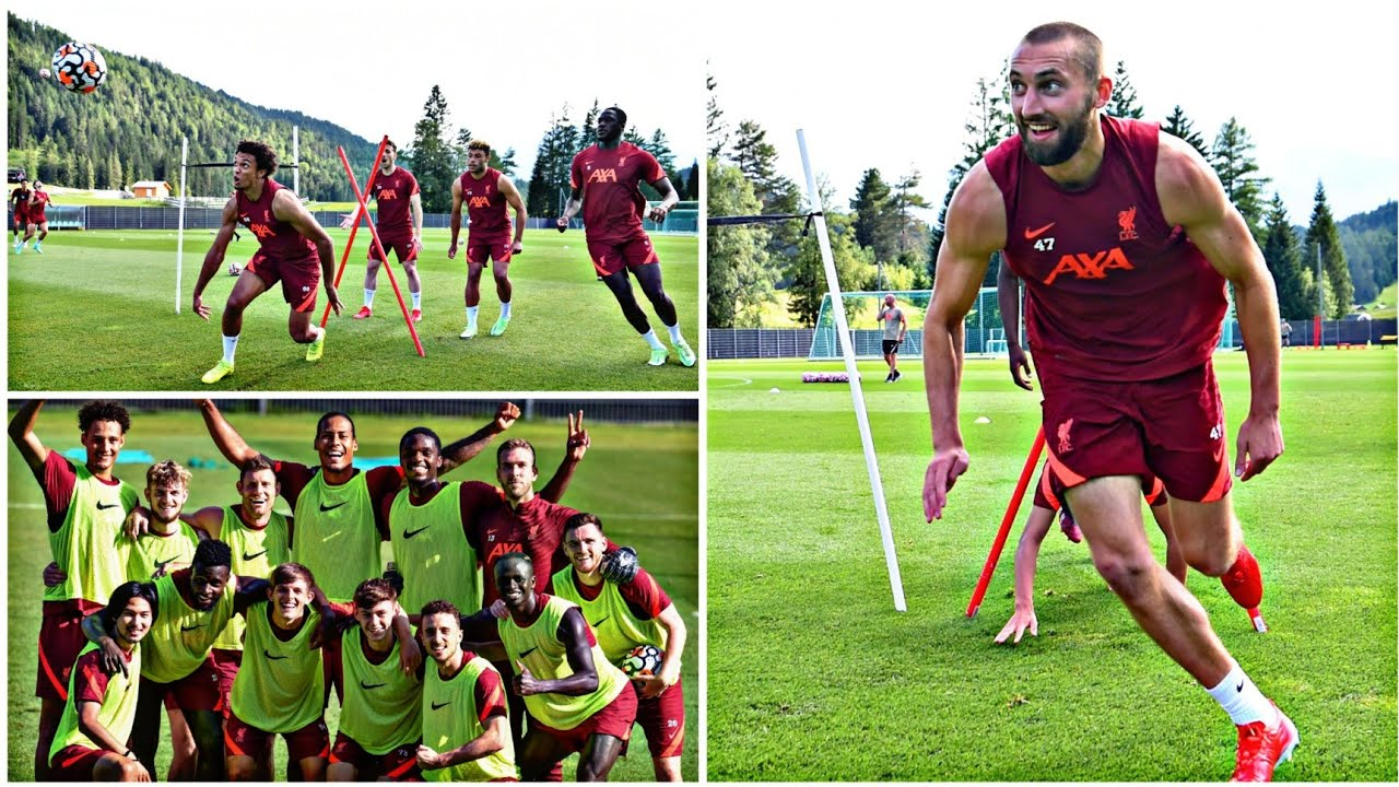 Inside Liverpool Pre Season: Smiles And Sunshine At Tuesday's Session