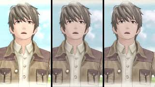 Valkyria Chronicles | Switch vs. PS4 vs. PS3 | Visual Comparison Video (Direct-Feed Footage)