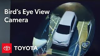 Toyota How-To: Bird's Eye View Camera with Perimeter Scan | Toyota