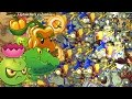Plants vs Zombies 2 Epic Hack Guacodile Homingthistle Pepperpult vs PvZ Heroes Zombies