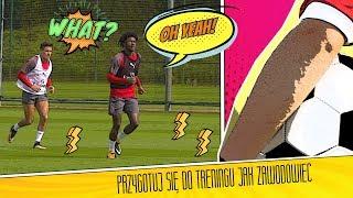 Trenuj z Lepszym Piłkarzem #2 - przygotuj się do treningu jak zawodowiec | R-GOL.com