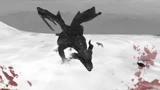 Убиваем Дракона Дикие животные онлайн