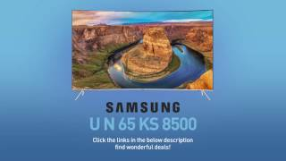 SAMSUNG UN65KS8500 ( KS8500 ) Curved 4K SUHD TV // FULL SPECS REVIEW #SamsungTV