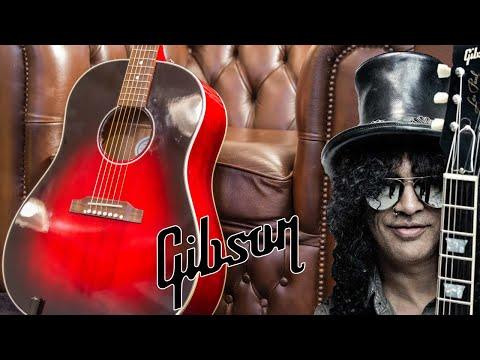 Gibson Slash J-45 2020 demo (Sound Only)