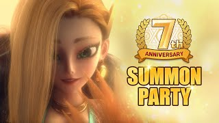 Summoners War 7th Anniversary Official Trailer!