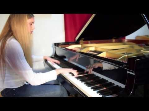 Beethoven Moonlight Sonata (3rd movement) Urška Babič