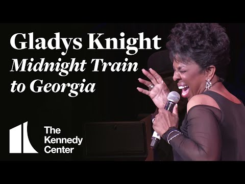 """Gladys Knight - """"Midnight Train to Georgia"""" 