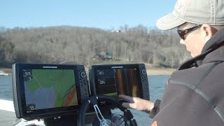 Choosing The Right Color Palette on Your Fish Finder