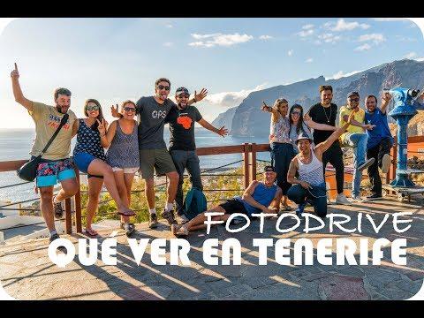 🚗  QUÉ VER EN TENERIFE ISLAS CANARIAS - Fotodrive con Sixt