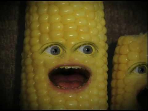 Terrified Corn Cobs