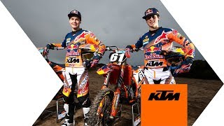 Going for MX2 gold | KTM