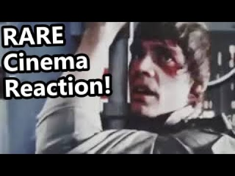 "Original ""I Am Your Father"" Cinema Reaction RARE VHS Tape (from 1980)"