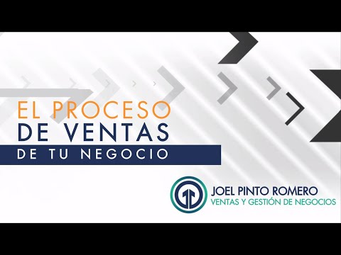 El Proceso de Ventas de Tu Negocio   Beneficios   Etapas   Cómo personalizar el de tu negocio.