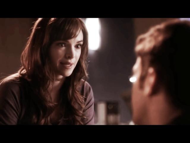 Barry Allen and Caitlin Snow-Versace on The Floor