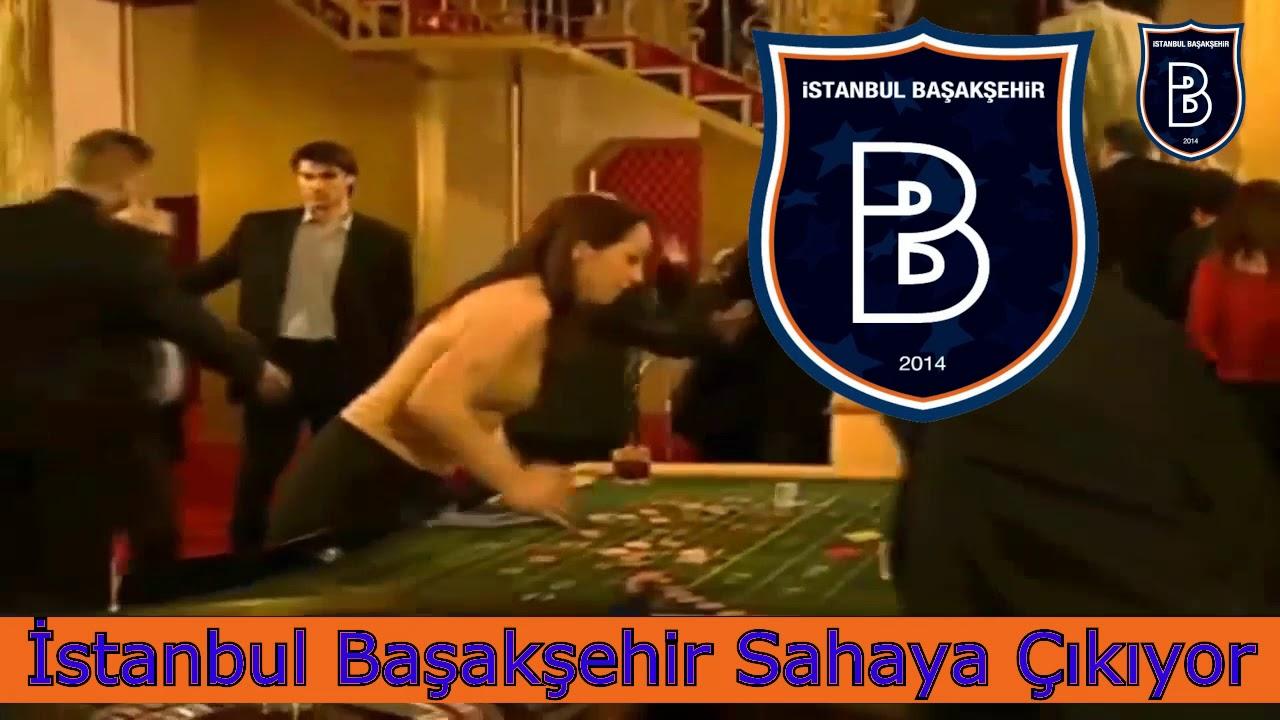Başakşehir FK Sahaya Çıkıyor