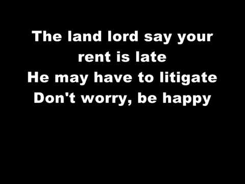 Bob Marley - Don't Worry, Be Happy