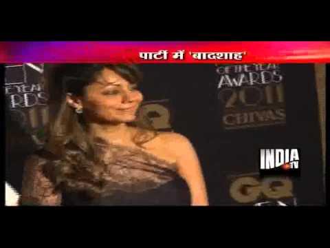 Priyanka Chopra slaps & kisses Shahrukh Khan