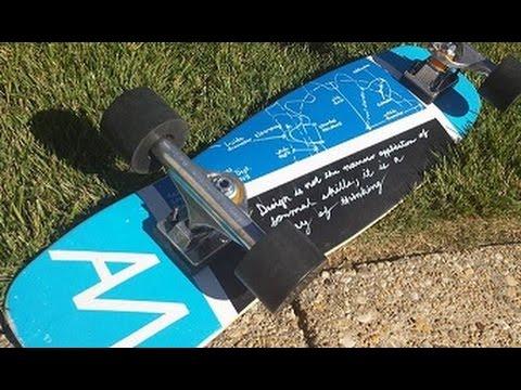 Skateboard to Cruiser Full Tutorial