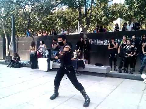 Industrial Dance ||[NID]|| Circulo underground festival Gótico Mexico D.F