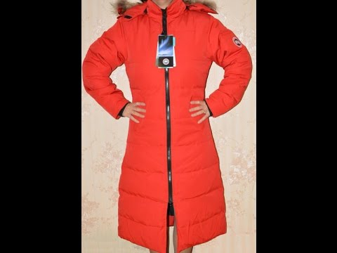 Canada Goose' Mystique Parka - Women's Small - Red 11