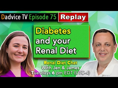 Diabetes And Kidney Disease: Renal Diet Tips To Manage Blood Sugar And Eat Kidney Friendly