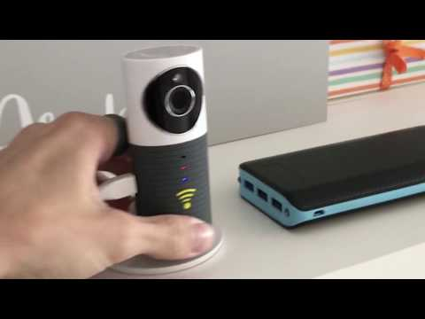 How To Set Up / Install Clever Dog, Wireless Camera Tips, Dog/Baby/Cat/Room Cam. WIFI Indoor Camera.