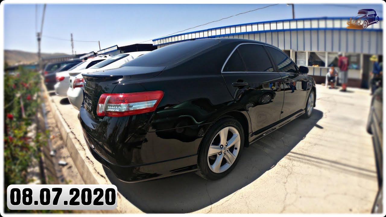Мошинбозори Душанбе!!! 08 07 2020 Нархи Toyota Camry, Lexus Rx350, Rx400, Sonata, Passed