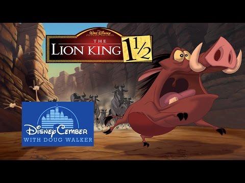 The Lion King 1 ½ - Disneycember
