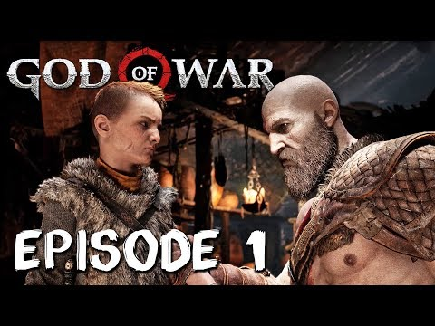 GOD OF WAR 4 - Kratos de retour ! | Episode 1