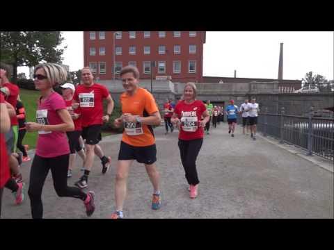 Tampere puolimaraton 2016