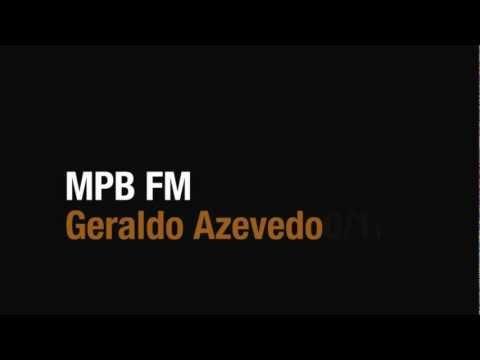 Palco MPB com Geraldo Azevedo