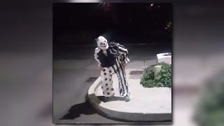 Creepy clowns craze hits Western Washington