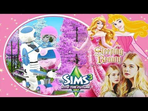 The Sims 3 Into The Future #17 ปิ๊งรัก นายหุ่นยนต์
