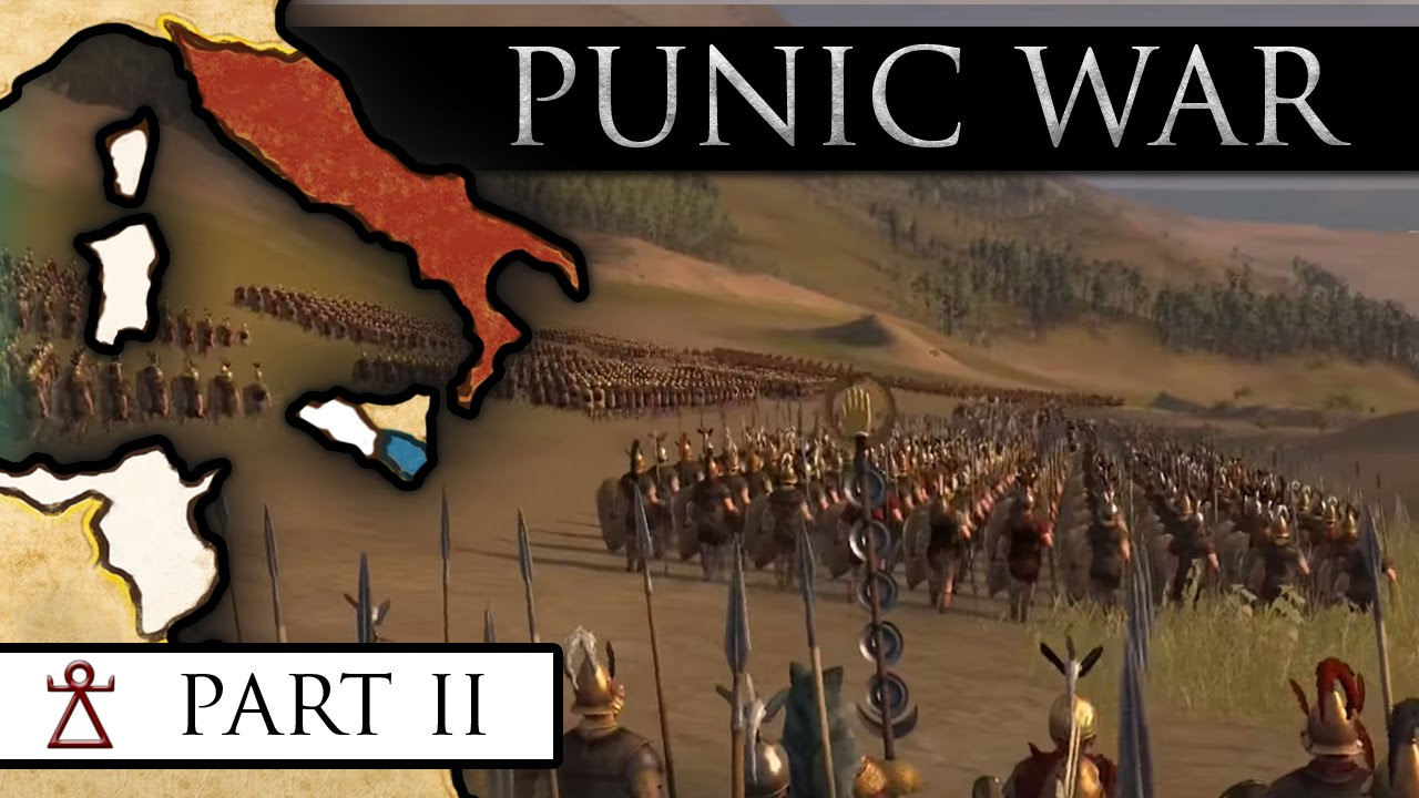 Total War History The First Punic War Part 2 4