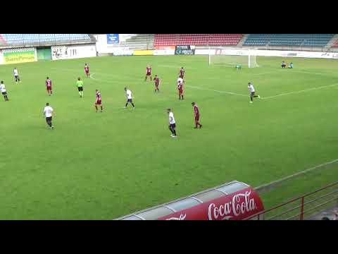 Resumen y Goles Ourense CF VS  SD Compostela jornada 38 Tercera Galicia