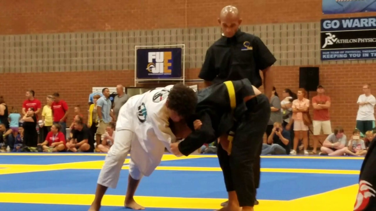 2017 Fuji BJJ Championship in Tucson Gi Fight1