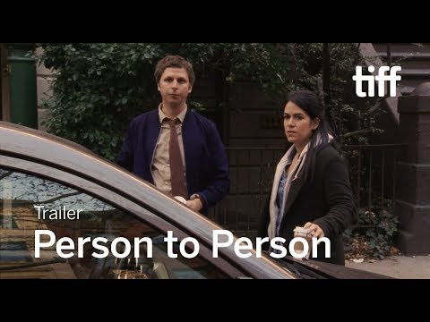 PERSON TO PERSON | TIFF Next Wave 2018
