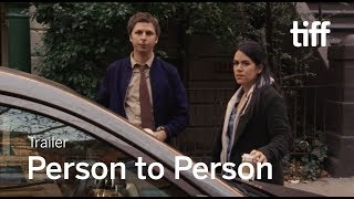 PERSON TO PERSON   TIFF Next Wave 2018