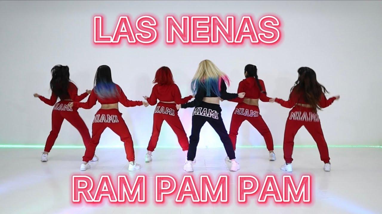 Las Nenas x Ram Pam Pam | Coreografía | A Bailar con Maga