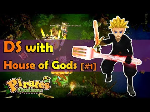 ⚔ Pirates Online - DS PK With House Of Gods 🌿 | Dark Swamp [#1]