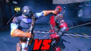 Baixar Batman Arkham Origins Deadpool VS Deathstroke Mod