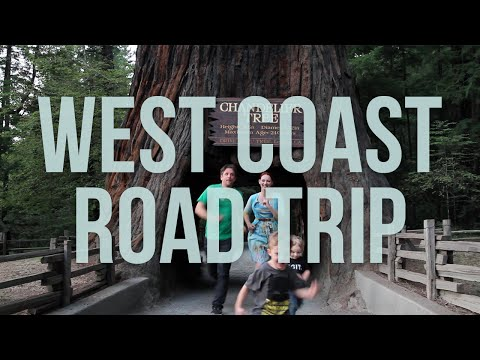 Drive Up The California Coast to Portland, OR (With Kids)