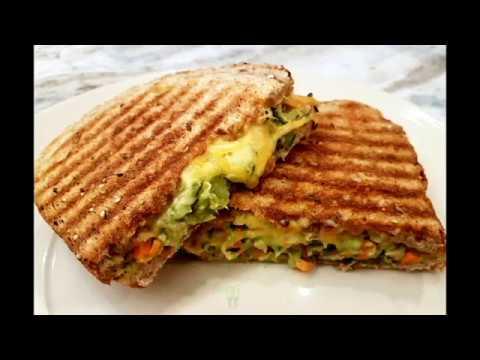 Tuna Melt Sandwich Without Mayo
